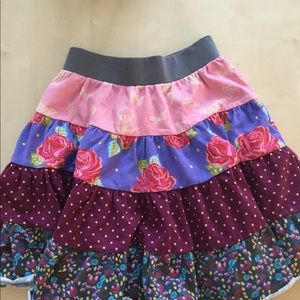 Matilda Jane skirt. Paint by number